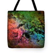 In A Colorful World Tote Bag