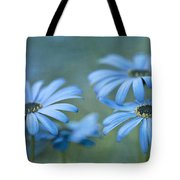 In A Corner Of A Garden Tote Bag by Priska Wettstein