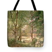 In A Fairy Woodland Tote Bag