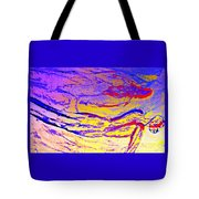 Seems Like We Are In A Flow Again Tote Bag
