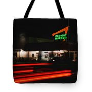 In And Out In Pasadena Tote Bag