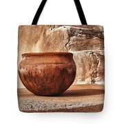 In Another Life Tote Bag by Sandra Bronstein