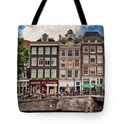 In Another Time And Place Tote Bag