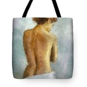 In Anticipation Tote Bag