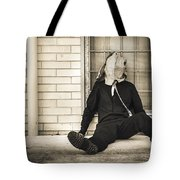 In Bliss Of Ignorance Tote Bag