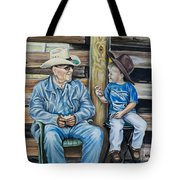 In Cahoots Tote Bag