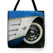 In Car Love Tote Bag