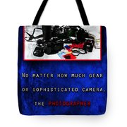 In Case Of Doubt Tote Bag