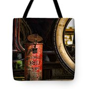 In Case Of Fire Tote Bag