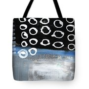 In Circles 2-abstract Painting Tote Bag