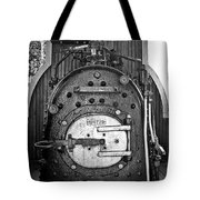 In Control B Tote Bag