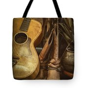 In Cowboys Dreams Tote Bag