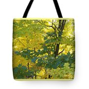 In Due Time Tote Bag