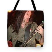 In Flames Tote Bag