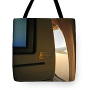 In Flight Choices Tote Bag