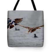 In Flight Side By Side Series 2 Tote Bag