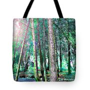 In For A Big Surprise Tote Bag