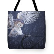 In For The Landing Tote Bag