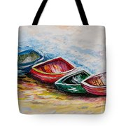 In From The Sea Tote Bag by Eloise Schneider