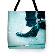 In Her Shoes Tote Bag