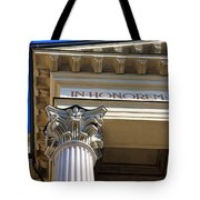 In Honorem Tote Bag