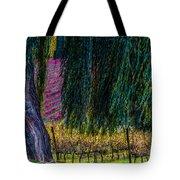 In Leaf Fall Tote Bag