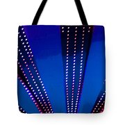 In Lights Abstract Tote Bag