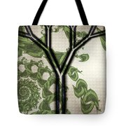 In Like A Lion Tote Bag