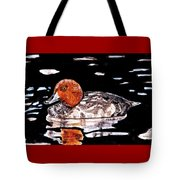 In Love With Redheads Tote Bag