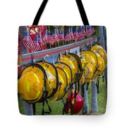 In Memory Of 19 Brave Firefighters  Tote Bag