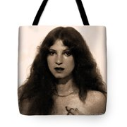 In Memory Of My Youth - Reflection Tote Bag