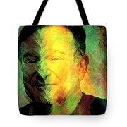 In Memory Of Robin Williams Tote Bag