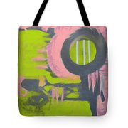 In My Sights Tote Bag