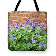 In Neighbours Garden Tote Bag
