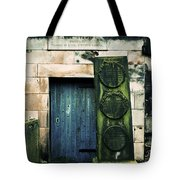 In Old Calton Cemetery Tote Bag by RicardMN Photography