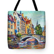 In Old Europe Tote Bag