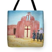In Old New Mexico II Tote Bag