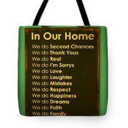 In Our Home Tote Bag
