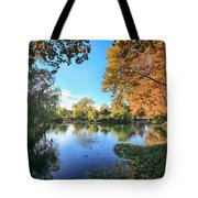 In Our Own Special World Tote Bag