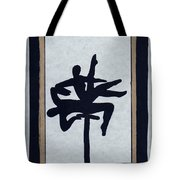 In Perfect Balance Tote Bag by Barbara St Jean