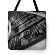 In Remembrance V6 Tote Bag