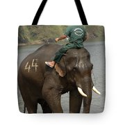 In Reverse Gear Tote Bag by Bob Christopher
