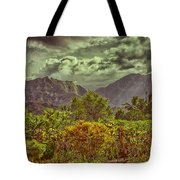 In Search Of The Dinosaurs-jurassic Park Tote Bag