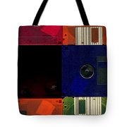 In Search Of The Missing Disc Tote Bag
