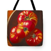 In Search Of The Perfect Tomato Tote Bag