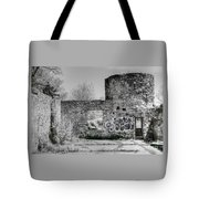 In Side The Boathouse Tote Bag