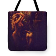 In Sight Of Wood Nymphs Tote Bag