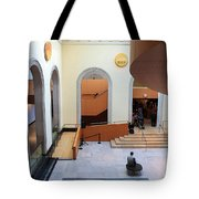 In The Art Gallery Of Ontario Vi Tote Bag