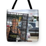 In The Bird Cage Tote Bag