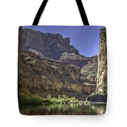 In The Canyon Tote Bag